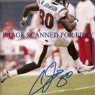 ANDRE JOHNSON AUTOGRAPHED 8x10 RP PHOTO HOUSTON TEXANS WR