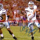 COLLIN KLEIN AND JOHN HUBERT AUTO AUTOGRAPHED 8x10 RP PHOTO KANSAS STATE AWESOME