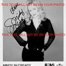 MINDY MCCREADY AUTOGRAPHED SIGNED 8x10 RP MEDIA PUBLICITY PHOTO COUNTRY MUSIC