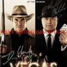 VEGAS CAST AUTOGRAPHED 8x10 RP PROMO PHOTO DENNIS QUAID AND MICHAEL CHIKLIS