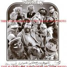 THE MUPPETS CAST AUTOGRAPHED 8x10 FACSIMILE PHOTO JIM HENSON MISS PIGGY KERMIT +
