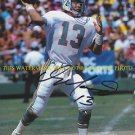 DAN MARINO AUTOGRAPHED AUTO SIGNED 8x10 RP PHOTO MIAMI DOLPHINS