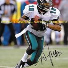 DESEAN JACKSON AUTOGRAPHED AUTO 8x10 RP PHOTO PHILADELPHIA EAGLES
