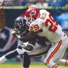 ERIC BERRY SIGNED AUTOGRAPHED AUTO 8x10 RP PHOTO KANSAS CITY CHIEFS