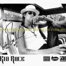KID ROCK AUTOGRAPHED 8x10 RP PUBLICITY PHOTO SO KOOL