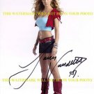 LAURA VANDERVOORT AUTOGRAPHED AUTO 8x10 RP PHOTO ABSOLUTELY BEAUTIFUL