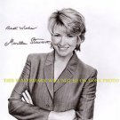 MARTHA STEWART AUTOGRAPHED AUTO 8x10 RP PHOTO BEAUTIFUL SUCCESSFUL
