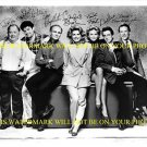 MURPHY BROWN CAST AUTOGRAPHED 8x10 RP PROMO PHOTO BY 7 CANDICE BERGEN FAITH FORD