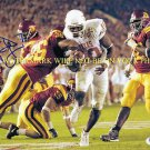 VINCE YOUNG AND LENDALE WHITE AUTOGRAPHED AUTO 8x10 RP PHOTO USC