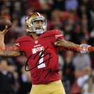 COLIN KAEPERNICK AUTO AUTOGRAPHED 8x10 RP PHOTO SAN FRANCISCO 49ers AWESOME QB