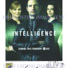 INTELLIGENCE CAST AUTOGRAPHED 8x10 RP PHOTO MARG HELGENBERGER ORY HOLLOWAY +