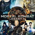 MORTAL COMBAT LEGACY II CAST AUTOGRAPHED RP PHOTO