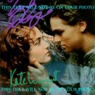 TITANIC AUTOGRAPHED SIGNED 8X10 PHOTO KATE WINSLET AND LEONARDO DICAPRIO