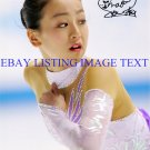 MAO ASADA SIGNED AUTOGRAPHED RP PHOTO OLYMPICS SKATING