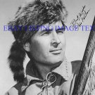 FESS PARKER SIGNED AUTOGRAPHED PHOTO DAVY CROCKETT DANIEL BOONE