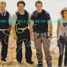 HAWAII 5-0 CAST AUTOGRAPHED SIGNED 8X10 PHOTO ALEX O'LOUGHLIN FIVE 0