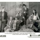 NCIS CAST AUTOGRAPHED 8x10 RP PHOTO MARK HARMON PAULEY PERRETTE LAUREN HOLLY