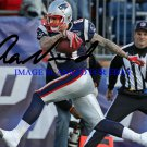 AARON HERNANDEZ AUTOGRAPHED 8x10 RP PHOTO NEW ENGLAND PATRIOTS INCREDIBLE TE