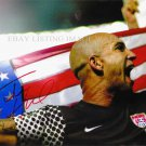 TIM HOWARD TEAM USA SOCCER SIGNED AUTOGRAPHED 8x10 RPT PHOTO INCREDIBLE PLAYER