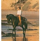 JOHN DENVER AUTOGRAPHED 6x9 RPT PHOTO AWESOME ROCKY MOUNTAIN HIGH