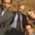 MONK CAST SIGNED AUTOGRAPHED 8x10 RP PHOTO TONY SHALHOUB HOWARD LEVINE