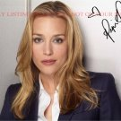 PIPER PERABO SIGNED AUTOGRAPHED 8x10 RP PHOTO COVERT AFFAIRS BEAUTIFUL