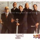 KOOL AND THE GANG AUTOGRAPHED 8x10 RP PHOTO ALL 5 LADIES NIGHT CELEBRATION