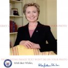 HILLARY RODHAM CLINTON AUTOGRAPHED 8x10 RP PUBLICITY PHOTO
