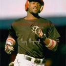 TONY GWYNN AUTOGRAPHED AUTO 8x10 RP PHOTO GREAT PLAYER
