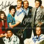 CHEERS CAST SIGNED AUTOGRAPHED 8x10 RP PHOTO GREAT COMEDY SHOW