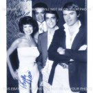 VEGAS CAST AUTOGRAPHED 8x10 RP PHOTO GREAT CLASSIC SHOW ROBERT URICH