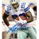 DEZ BRYANT AUTO AUTOGRAPHED 8x10 RP PHOTO DALLAS COWBOYS