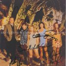 BUFFY THE VAMPIRE SLAYER CAST SIGNED AUTOGRAPHED 8x10 RP PHOTO ALL 5 SARAH MICHELLE GELLAR