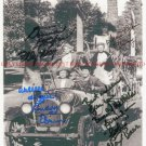 THE BEVERLY HILLBILLIES CAST AUTOGRAPHED 8x10 RP PHOTO BUDDY EBSEN WHOO DOGGIE