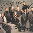 HOME IMPROVEMENT TOOL TIME FULL CAST AUTOGRAPHED 8x10 RP PHOTO