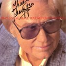 GEORGE JONES AUTOGRAPHED 8x10 RP PUBLICITY PHOTO COUNTRY MUSIC LEGEND