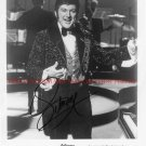 LIBERACE AUTOGRAPHED 8x10 RP PHOTO GREAT PERFORMER