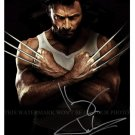 HUGH JACKMAN THE WOLVERINE AUTOGRAPHED 8x10 RPT PHOTO