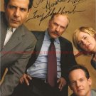 MONK CAST AUTOGRAPHED 8x10 RP PHOTO TONY SHALHOUB