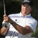 PHIL MICKELSON SIGNED AUTOGRAPHED 8x10 RP PHOTO MASTERS WIN