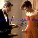 PRETTY WOMAN CAST SIGNED 8x10 RP PHOTO JULIA ROBERTS AND RICHARD GERE