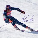 BODE MILLER SIGNED AUTOGRAPHED 8x10 RP PHOTO OLYMPICS GOLD