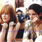 PRACTICAL MAGIC CAST AUTOGRAPHED 8x10 RP PHOTO SANDRA BULLOCK AND NICOLE KIDMAN