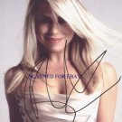 """BILLIE PIPER AUTOGRAPHED 8""""x10"""" RP PHOTO DR WHO DIARY OF CALL GIRL"""
