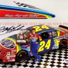 JEFF GORDON AUTOGRAPHED 8x10 RP PHOTO NASCAR LEGENDARY DRIVER DAYTONA