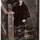 JONATHAN FRID SIGNED AUTOGRAPHED 8x10 RP PHOTO BARNABAS COLLINS DARK SHADOWS