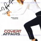 PIPER PERABO AUTOGRAPHED 8x10 RP PROMO PHOTO COVERT AFFAIRS