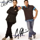 COREY HAIM AND COREY FELDMAN SIGNED AUTOGRAPHED 8x10 RP PHOTO