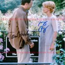 SLEEPLESS IN SEATTLE CAST AUTOGRAPHED 8x10 RP PHOTO MEG RYAN AND TOM HANKS