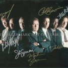 THE WEST WING CAST AUTOGRAPHED 8x10 RP PHOTO